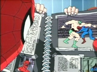 �������-����: ������������ ������ 3 ����� 2 ����� / Spider-Man: The Animated Series 3x02 [HD]